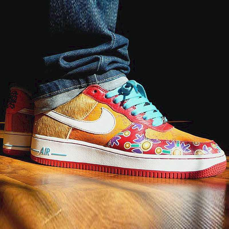 元年款Nike Air Force 1 Low Premium 經典 百搭 板鞋 男女鞋