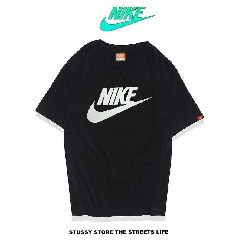 Nike Futura Icon Logo Tee 經典字勾 基本款 男款 黑白
