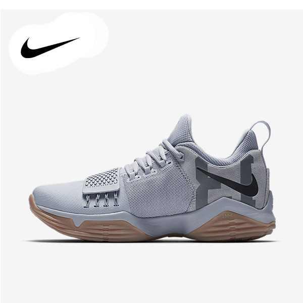 Nike PG 1 Baseline OKC元素 保羅 喬治1 OKC 雷霆PE 878628-009