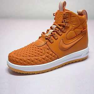 0674842827f03118 300x300 - Nike Lunar Force 1 Duckboot 機能 防水 高筒靴 橘黃白 922807-702