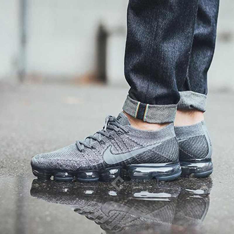 Nike Air Vapormax 冷灰 全掌大氣墊 跑鞋 情侶鞋 899473-005