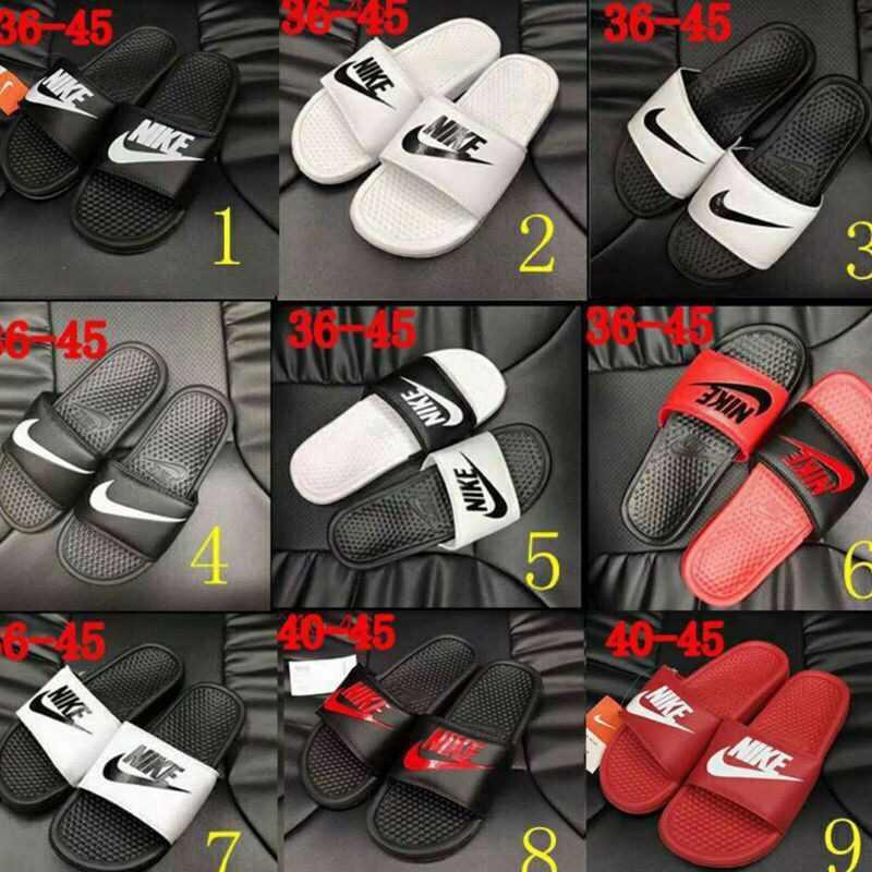 特價搶購 Nike拖鞋 NIKE BENASSI 黑白 GD G-Dragon BIG BANG 拖鞋