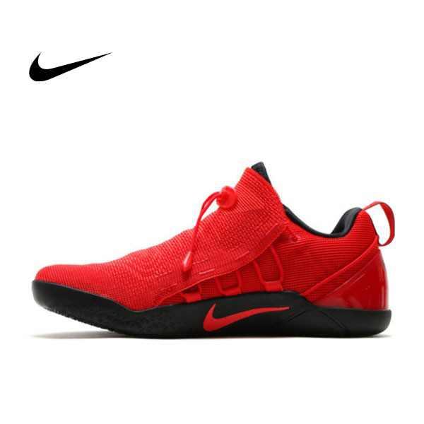 NIKE KOBE A.D.NXT 低幫 針織 防滑 耐磨 籃球鞋 男 882049-600
