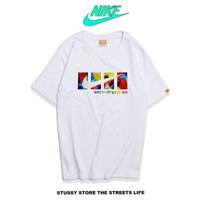 Nike Futura Icon Logo Tee 創意字勾 基本款 男款 白色