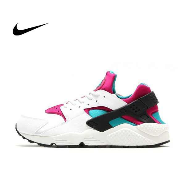 NIKE WMNS AIR HUARACHE RUN 女子 網面 運動 634835-107