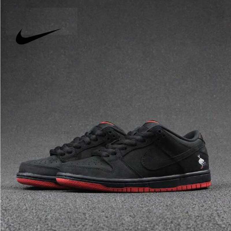 情侶鞋 紐約 潮流 品牌 聯名Staple x Nike SB Dunk Low 扣籃 系列 低筒經典板鞋