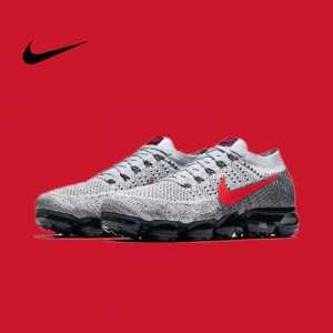 1135292c17a4decb 300x300 - 男女鞋 Nike Air VaporMax Flyknit蒸汽大氣墊慢跑鞋 黑淺灰白 849558-020