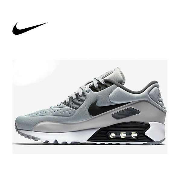 Nike Air Max 90 Ultra Se 男 跑步鞋 氣墊運動休閒鞋 淺藍 845039-002