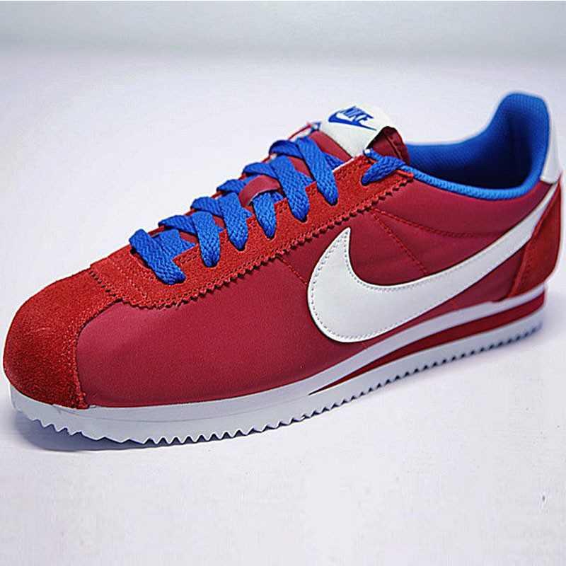情侶鞋 Nike Classic Cortez 經典 復古 阿甘 酒紅白 寶藍488291-615