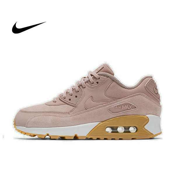 Nike Air Max 90 粉色 膠底 女鞋 881105-601