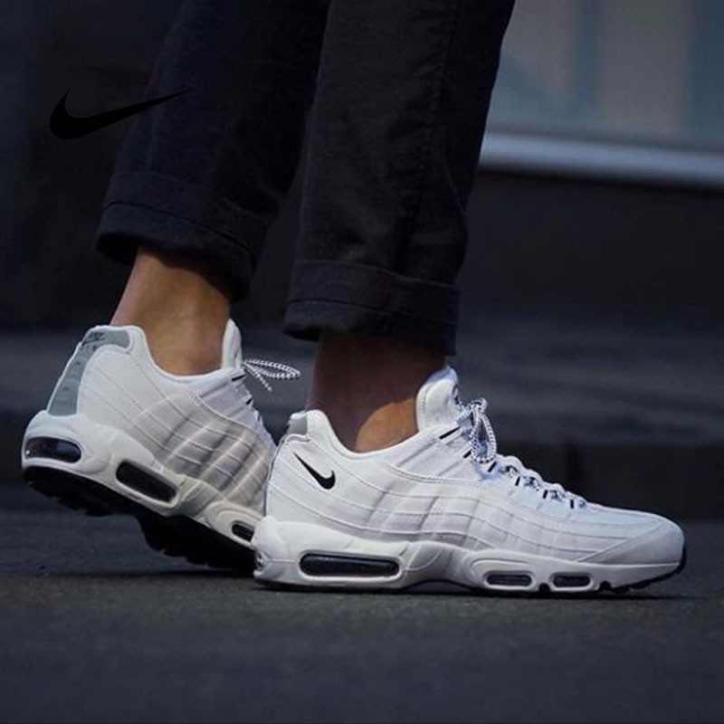 NIKE AIR MAX 95 男鞋女鞋 運動休閑氣墊跑步鞋 609048-109