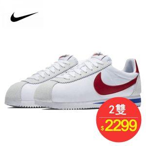 1bd886e33ea62c82 2 300x300 - ISNEAKERS NIKE CLASSIC CORTEZ OG 阿甘45週年 紅白藍 麂皮 情侶鞋 876873-101