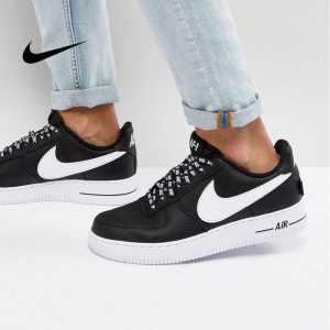 1d52ea51d836555b 300x300 - Nike Air Force 1 空軍壹號 經典 黑白 男鞋 823511-007