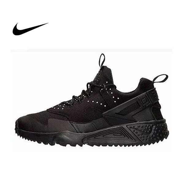 NIKE AIR HUARACHE UTILITY 武士鞋 全黑 男鞋 806807-004