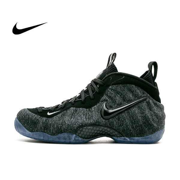 Nike Air Foamposite Pro 624041-007 雪花 太空 冰底 黑灰 男鞋