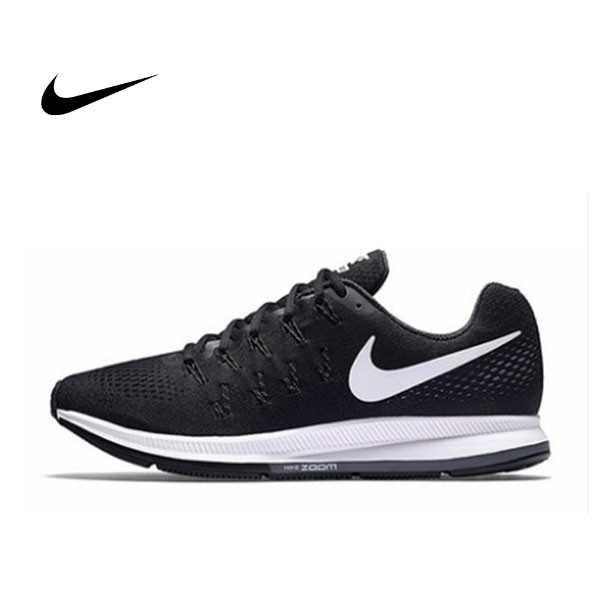 Nike AIR ZOOM PEGASUS 33 網面 穩定 慢跑鞋 情侶 831352-001