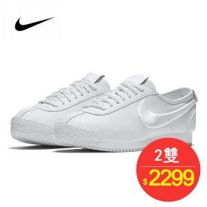 2282c823 1db4 42b6 a168 df482d3ed42b 300x300 - Nike Cortez 阿甘 全白 皮 情侶鞋 881205-100