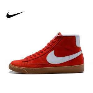 23690e80d064eb6e 300x300 - NIKE BLAZER LOW PRM VNTG 牛筋底 潮流 復古 紅白 麂皮 防滑 情侶鞋