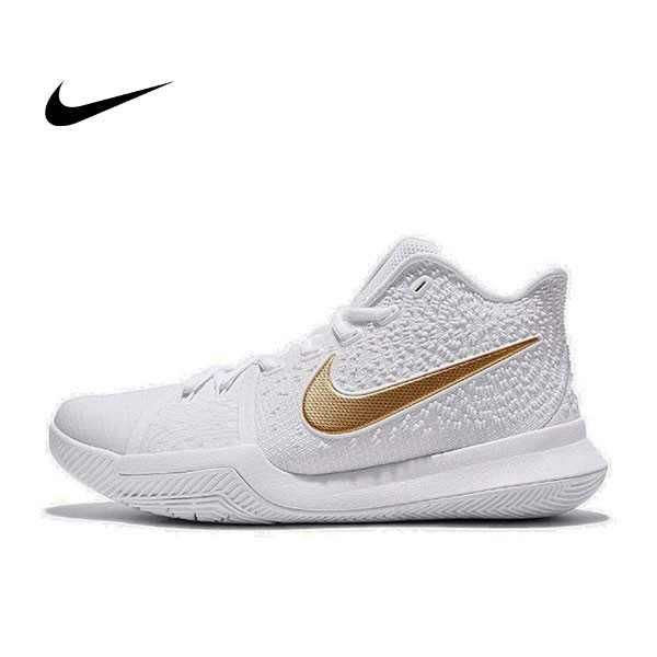 Nike Kyrie 3 Finals 厄文 騎士 白金 男鞋 總冠軍 852396-902