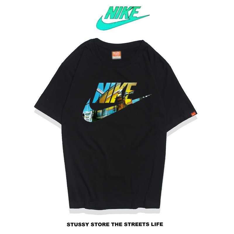 Nike Futura Icon Logo Tee 字勾 基本款 黑色 男款