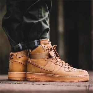 2cc6a191fed1c263 300x300 - Nike AF1 空軍壹號 小麥色高筒鹿皮 男女鞋 882096-200