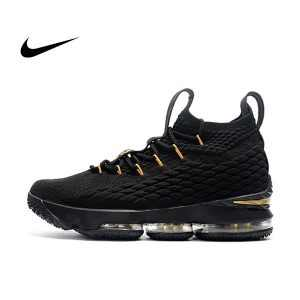 356de7c888e2fc69 300x300 - NIKE Lebron LBJ 15代 黑黃 女鞋 飛線 籃球鞋