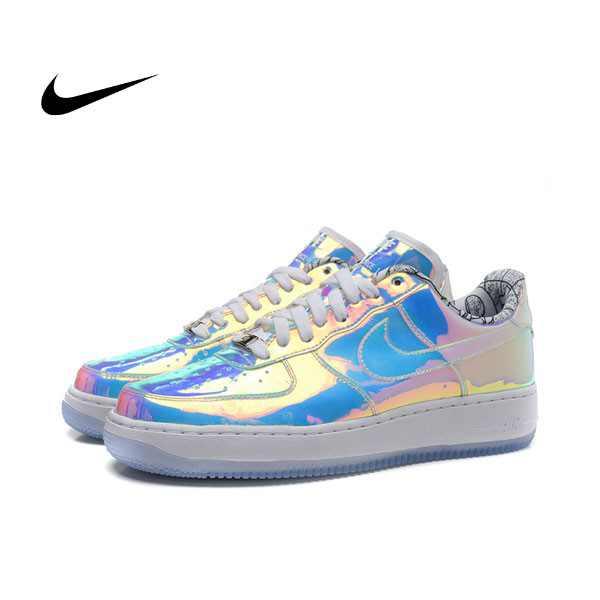 Nike 鐳射尾 板鞋  小麥色 情侶鞋