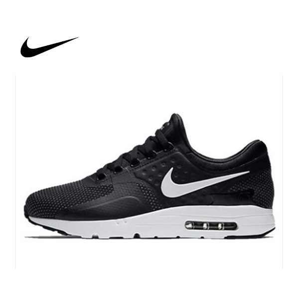 NIKE AIR MAX ZERO 黑白 經典 876070-004 男鞋