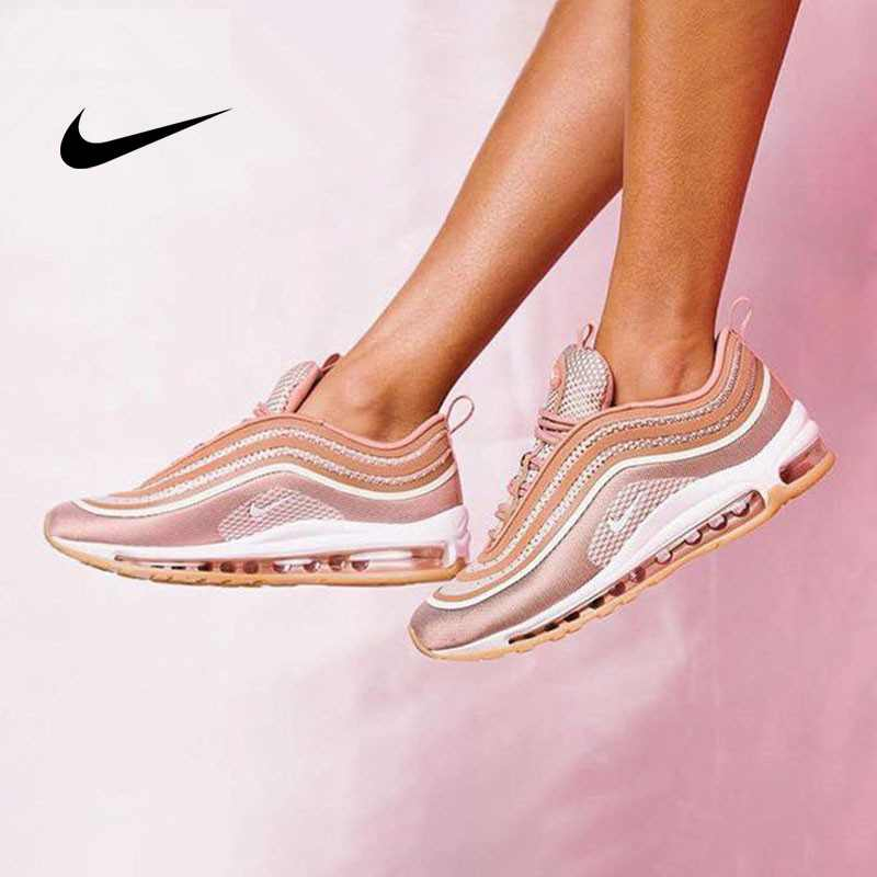 Nike Air Max 97 輕量化 粉子彈 女鞋 917704-600