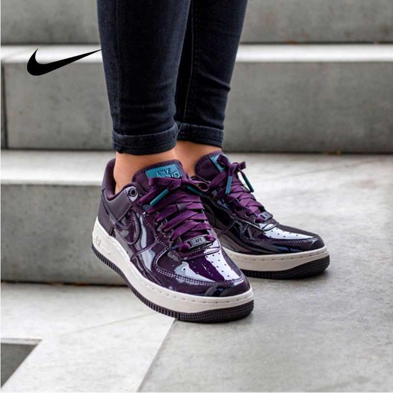 Nike AIR FORCE 1 AF1 女子運動休閑鞋 AH6827-600