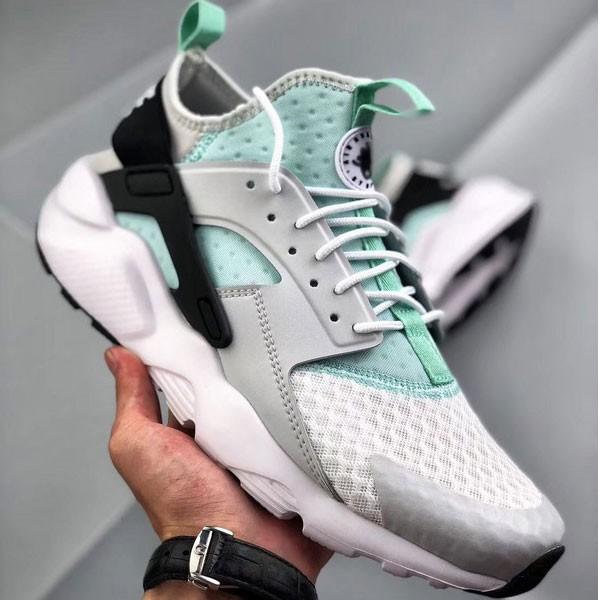 37841a7b9b008a9c - Nike air huarache run ultra white textile 華萊士四代 白灰薄荷綠-最夯商品❤️