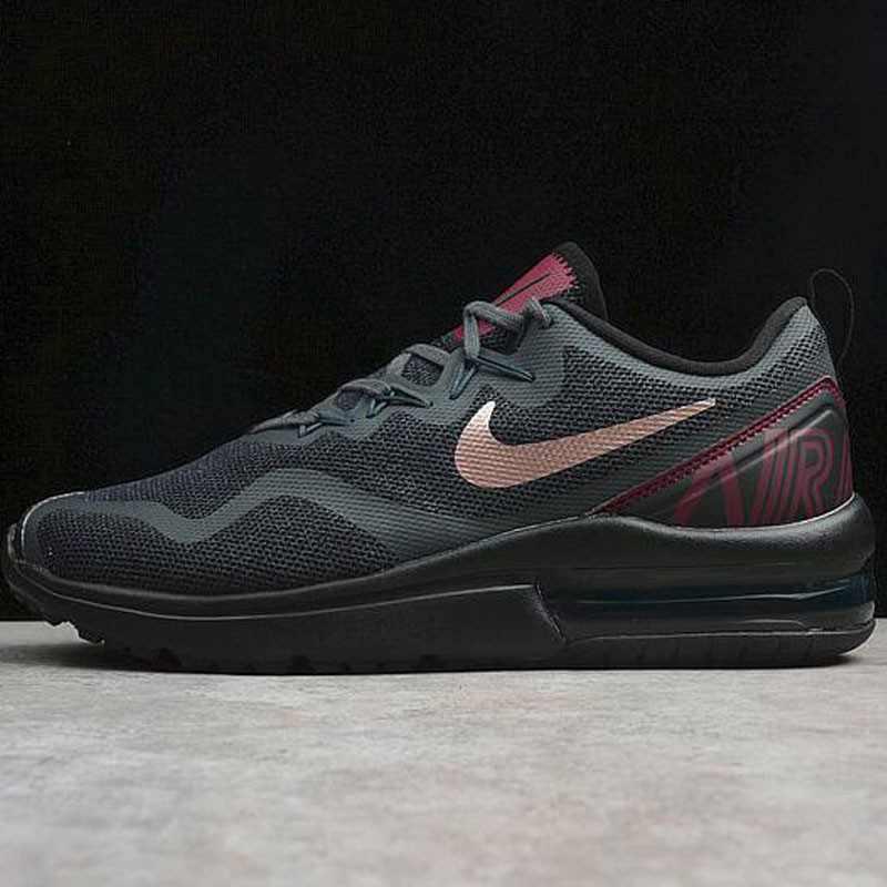 Nike Air Max Fury 氣墊 跑鞋 黑 男鞋AA5739-004
