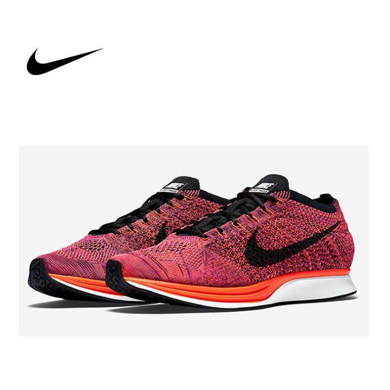Nike Flyknit Racer 男女 運動 輕便 編織 休閑 跑步鞋  526628/902366