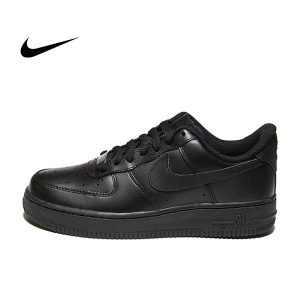 3fc1c8ebc724102a 300x300 - NIKE AIR FORCE 1 '07 全黑 皮革 復古 籃球鞋 情侶鞋 315115-038
