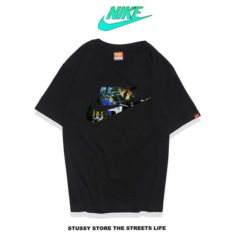 Nike Futura Icon Logo Tee 印花字勾 基本款 黑色