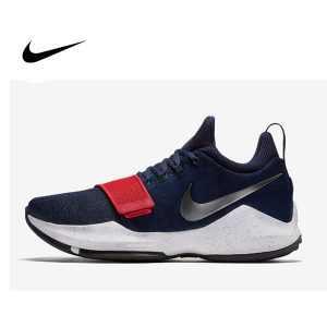 428702960b05a1a2 300x300 - Nike PG 1 USA 深藍 紅白 籃球鞋 男 878628-900