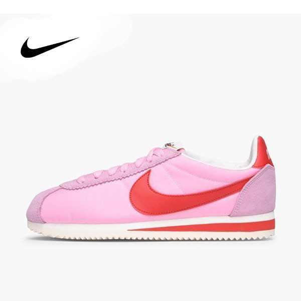 Nike Wmns Classic Cortez Nylon Red Sail 女子 網面 882258-601