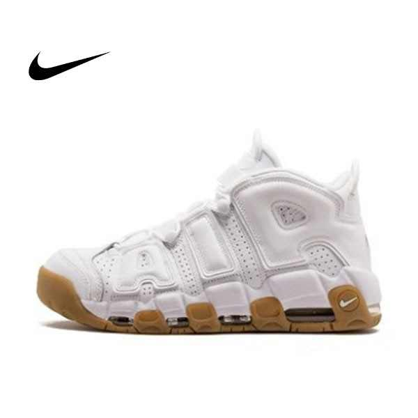 NIKE AIR MORE UPTEMPO白色 大AIR PIPPEN 女鞋 414962-103