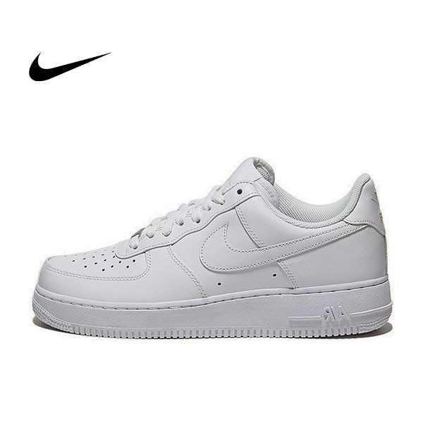 NIKE AIR FORCE 1 全白 經典款 情侶鞋 熱賣款 315122-111