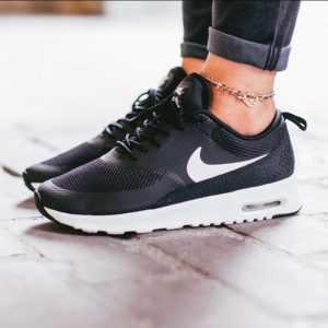 4fa19729b4a016ff 300x300 - NIKE WMNS AIR MAX THEA 黑白 低幫 小氣墊 情侶鞋 599409-020