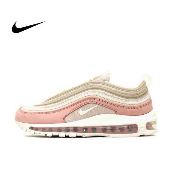 Nike Air Max 97 Premium Light 粉色 氣墊 經典 休閒 男312834-200