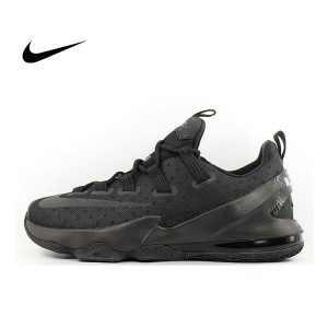 5401b8b22cf61783 300x300 - Nike LeBron XIII Low EP 13 全黑 低幫 氣墊 減震 黑武士 籃球鞋 男 831926-001