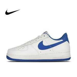 54594125911a7897 300x300 - NIKE AIR FORCE 1 LOW RETRO AF1 白藍 男子休閑板鞋 845053-102
