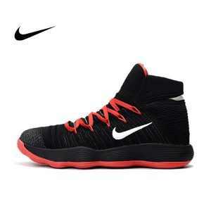 557ab8ac0d2d7921 300x300 - Nike React Hyperdunk Flyknit 黑紅 籃球鞋 男款