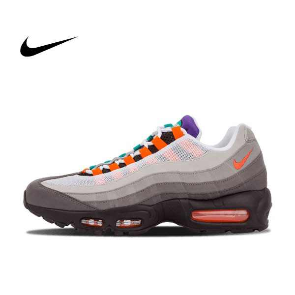 NIKE AIR MAX 95 OG QS WHAT THE 810374-078 經典 復刻 男鞋