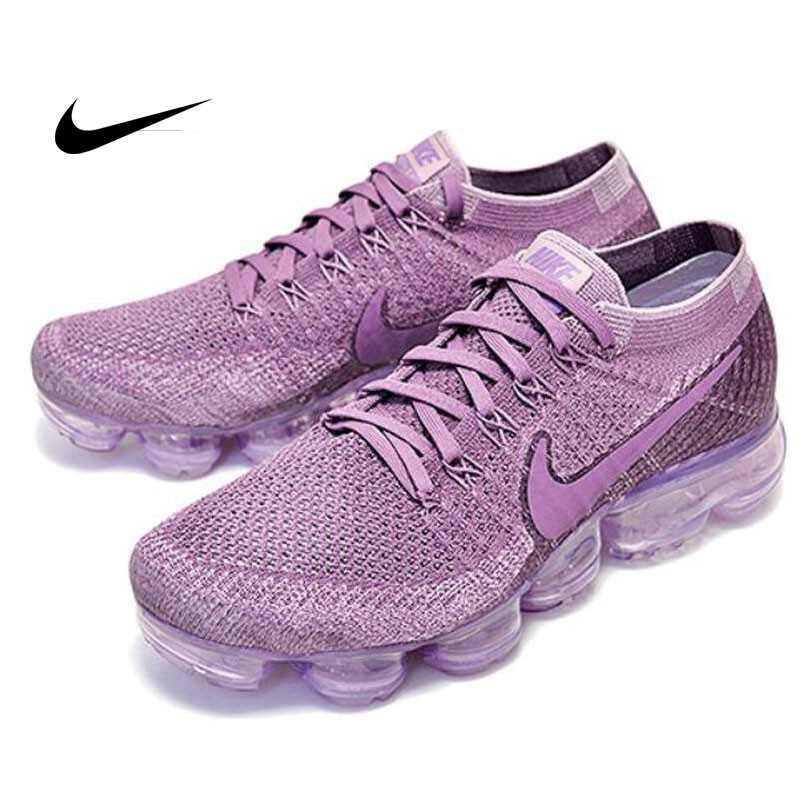 Nike Women Air Vapormax Flyknit 女鞋 紫羅蘭 范瑋琪上腳 849557-500