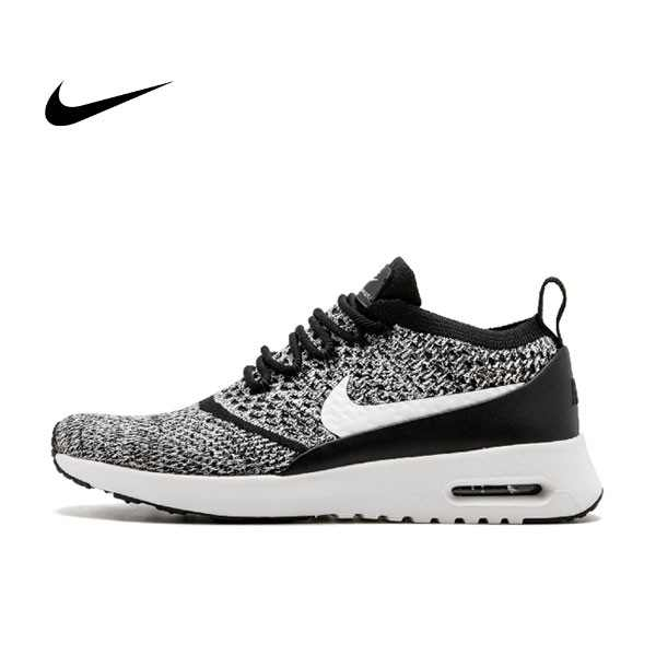 Nike Air Max Thea Ultra FK 黑白 雪花 氣墊 女鞋 881175 001