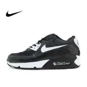5e4fd72fb9236b6b 300x300 - NIKE WMNS AIR MAX 90 ESSENTIAL 黑白 皮革 網面 經典 氣墊 復古慢跑鞋 男女鞋 616730-023