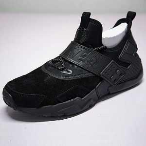 5e506484412ae5fe 300x300 - Nike Air Huarache Drift Prm 華萊士 6代 全黑 男鞋 AH7335-001