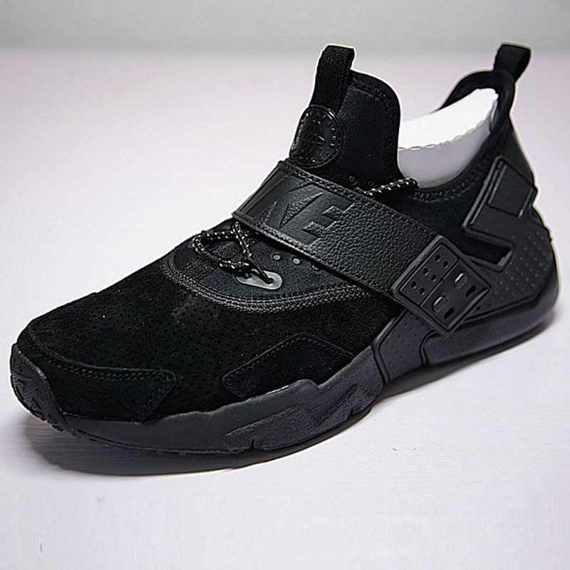Nike Air Huarache Drift Prm 華萊士 6代 全黑 男鞋 AH7335-001